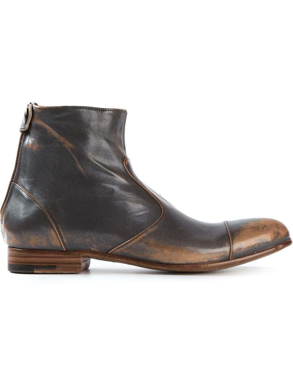 Alberto Fasciani Ankle Boot - Tassinari - Farfetch.com
