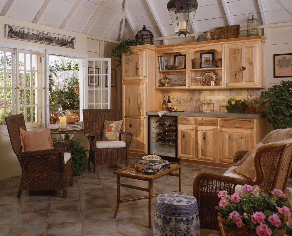 Hickory cabinets kitchen photos arlington rustic hickory natural 1