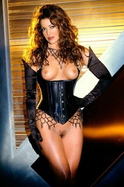 from Xavier claudia christian nude in playboy