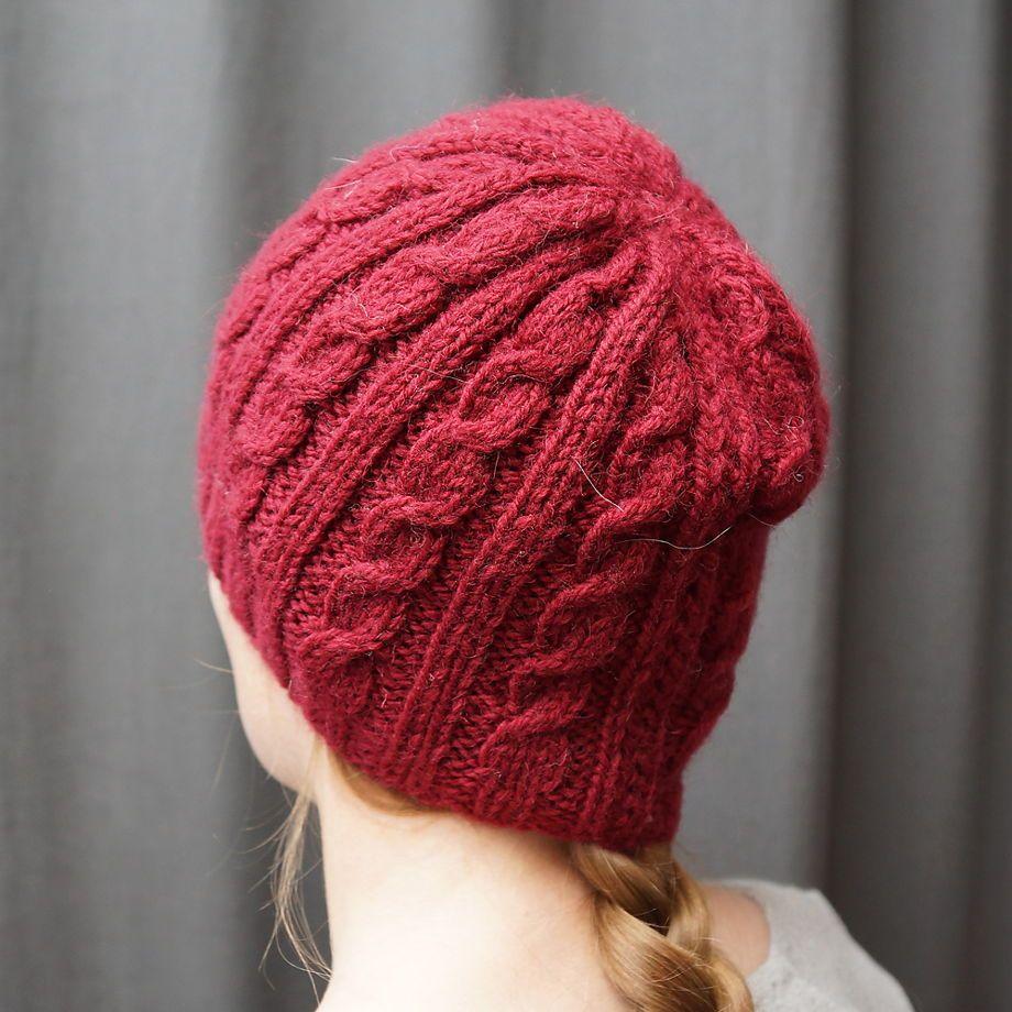 нужно хорошенько картинки шапок косами теория появилась