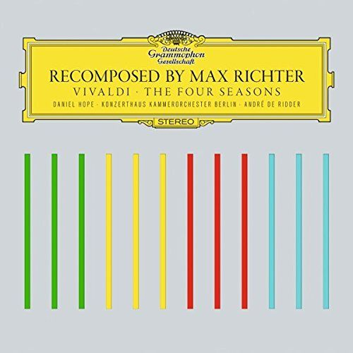 Recomposed By Max Richter Vivaldi The Four Seasons Max Richter Four Seasons Vivaldi