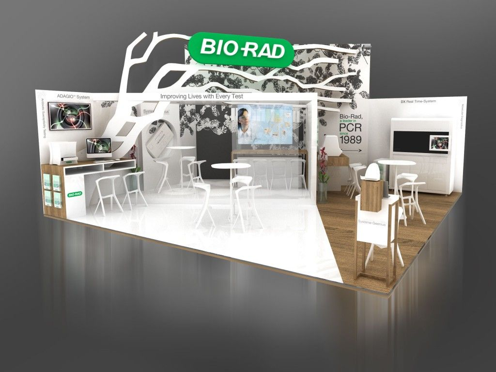conception stand d 39 exposition salon eccmid stand