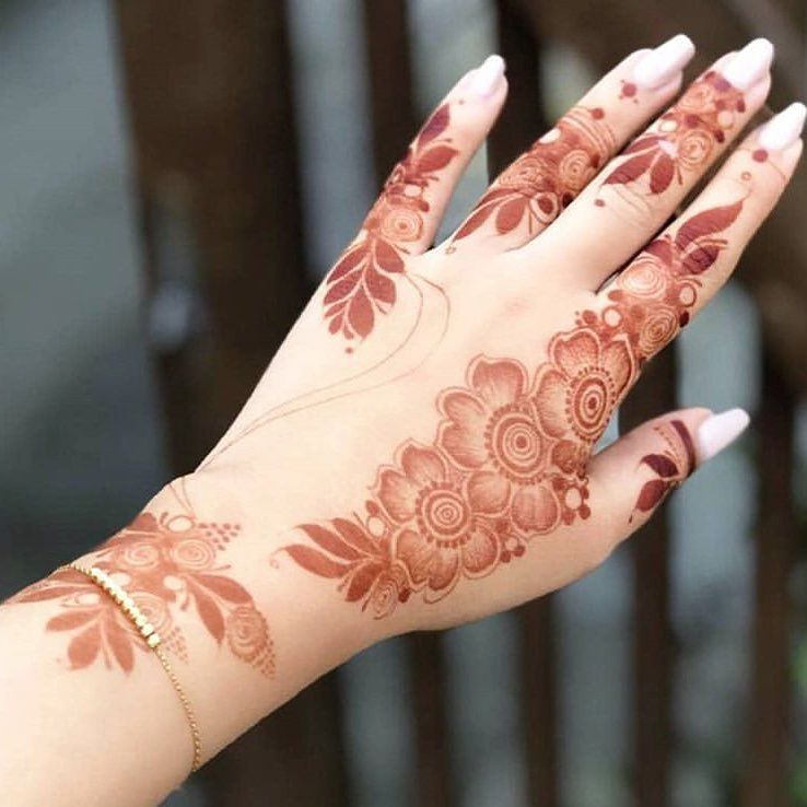 Image May Contain 1 Person Closeup Henna Designs Hand Latest Henna Designs Latest Mehndi Designs