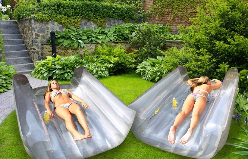 awesome tanning float that eliminates the need for tanning beds safer