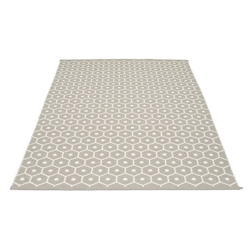Pappelina Honey Warm Grey Vanilla Large Rug 3ecd78ea14ea1