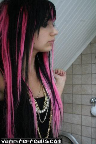 Black And Pink Hair Color Ideas | www.pixshark.com ...