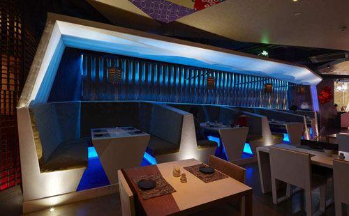 Haiku Sushi in Shanghai China 2 Restaurants And Coffee Shops With