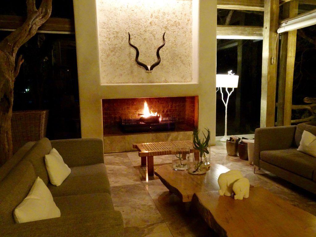 Living room, Kapama Karula