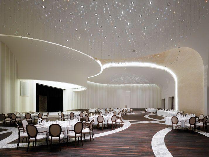 Palace Of International Forums Uzbekistan By Ippolito Fleitz Group | Yatzer