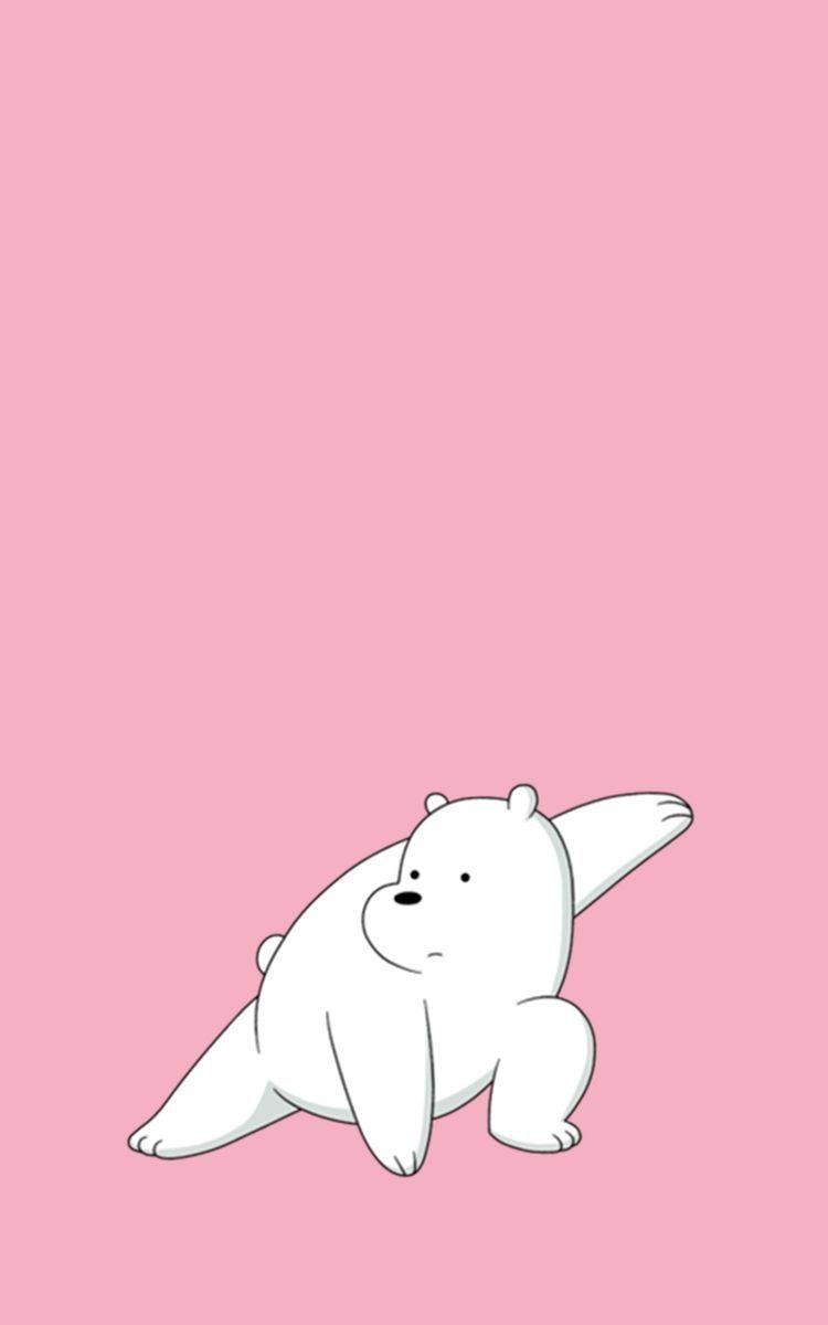 Pin By Bee Bream On Momin Bear Bear Wallpaper Ice Bear We Bare Bears We Bare Bears Wallpapers