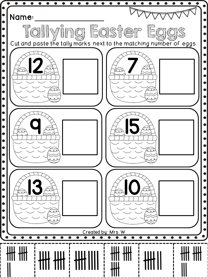 Addition Worksheets easter addition worksheets : Easter Matching Worksheets For Kindergarten. Easter. Best Free ...