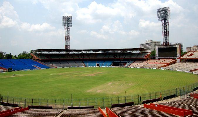 Eden Garden Cricket Stadium Kolkata Calcuta Ciudades Mundo