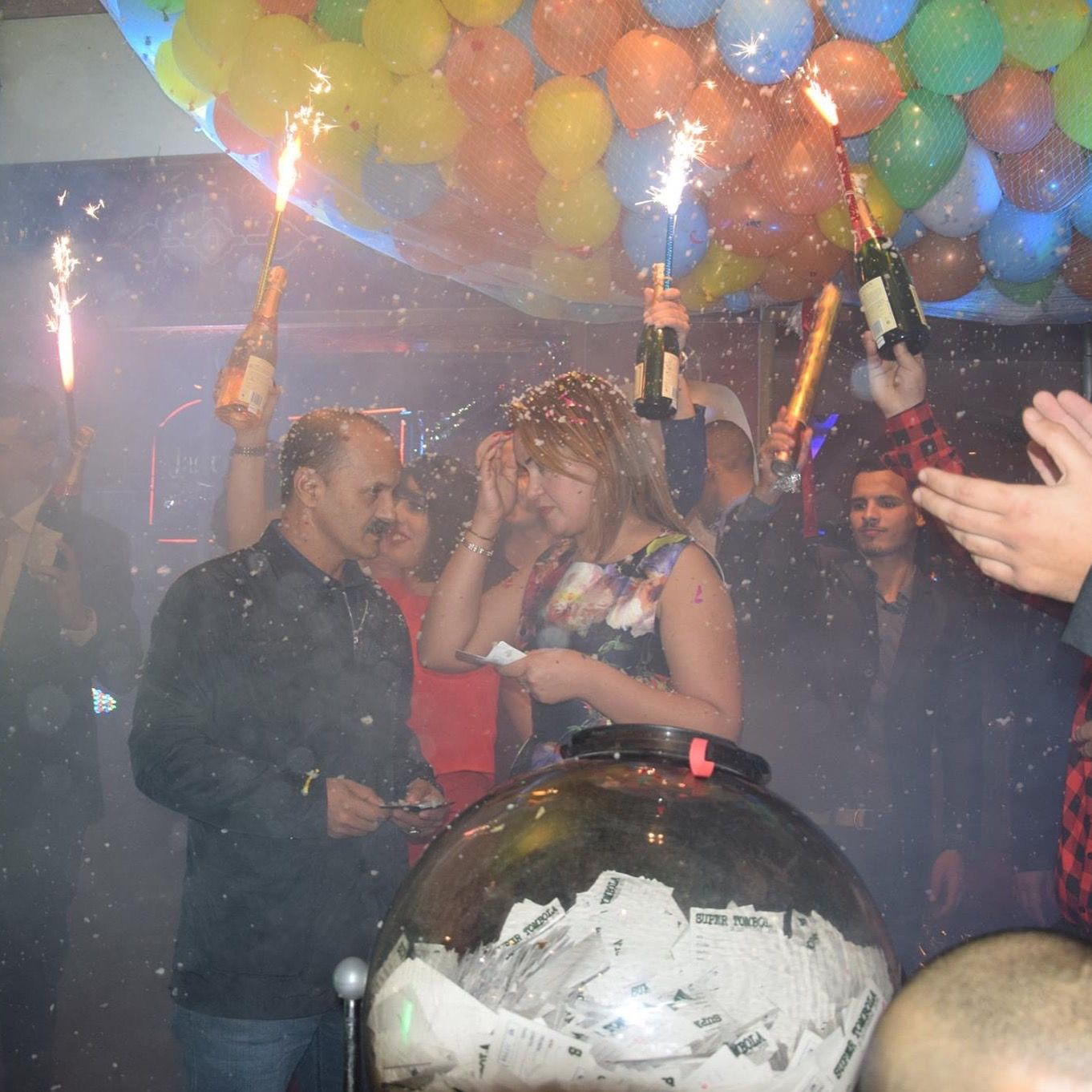 #tirageausort #celebratingistobelike #partyallnight #comeandwin