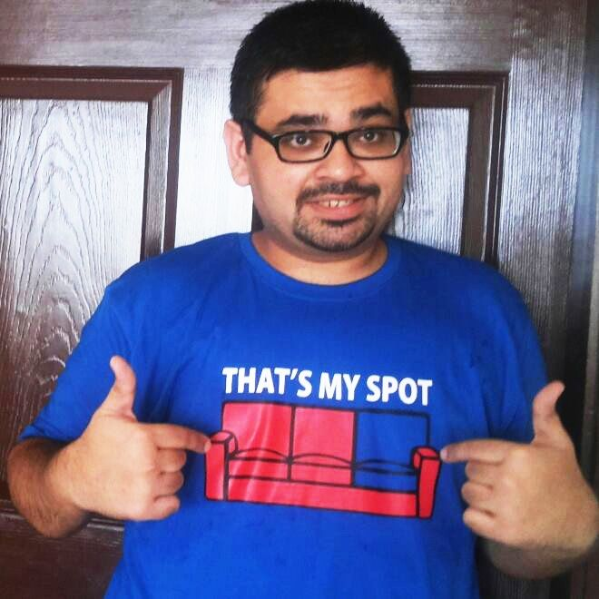 LazyNinja FanWall - Buy Cool Funny T-Shirts Online India for Men ...