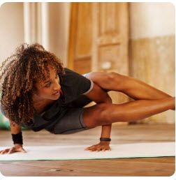 traci copeland nike master trainer/yoga instructor/fitness