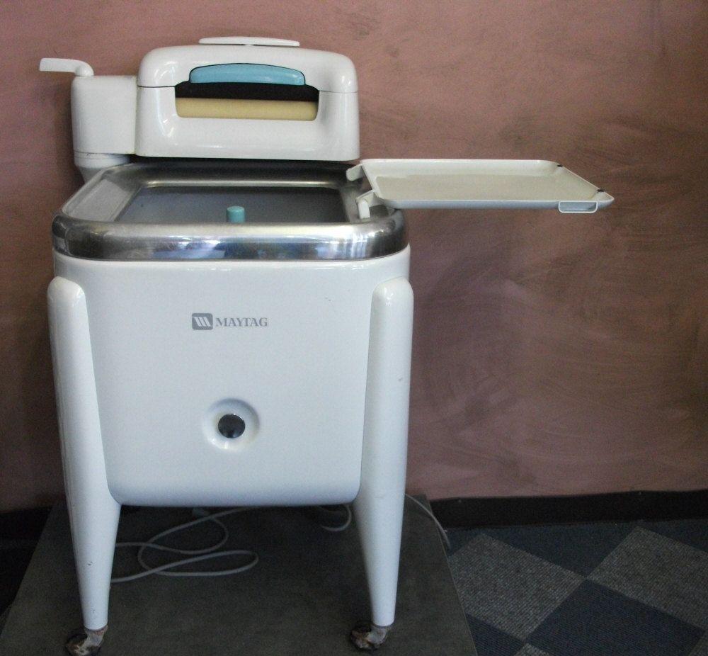 Old Fashioned Washing Machine With Wringer Ebay