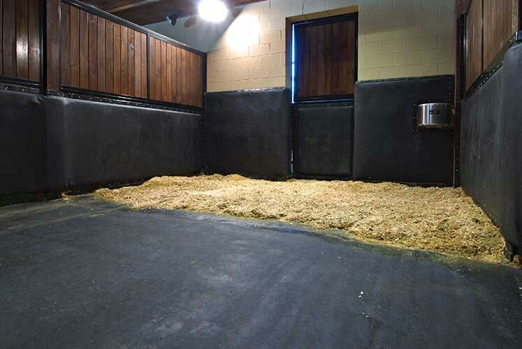 Padded Mat Sides If I Had A Stable Stables Horse