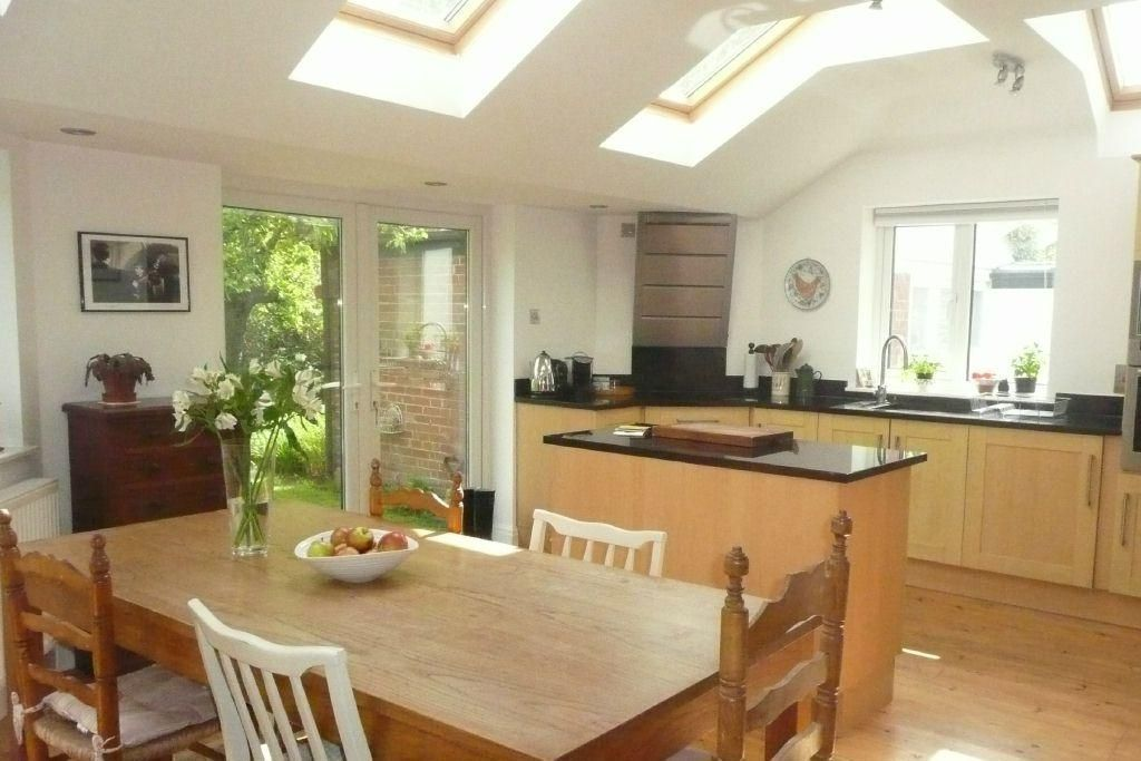 Apply These Amazing Ideas To Improve The Lighting Kitchen And Dining Area Minimalist Dining Room Kitchen Inspiration Design Kitchen Extension