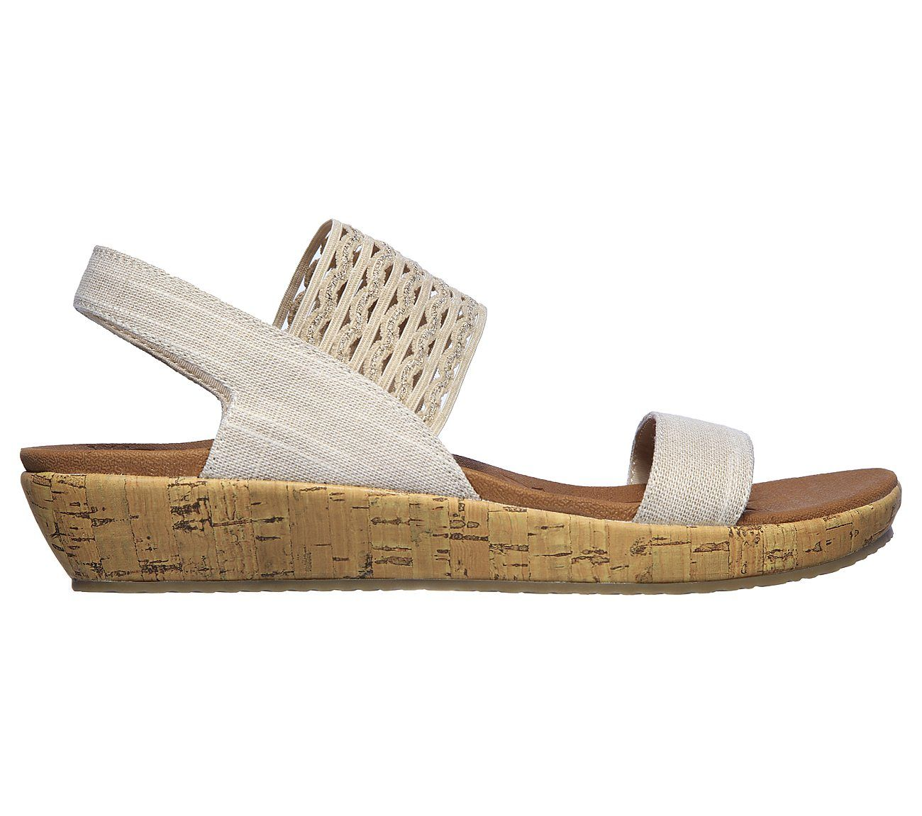 Shop The Brie Most Wanted In 2020 Skechers Store Comfortable Sandals Low Heel Wedges
