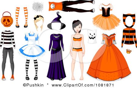 Muneca De Vestir Fashion Dresses