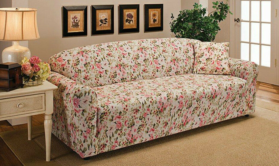 CLOSEOUTJERSEY SOFA STRETCH COUCH SLIP COVERLAZY BOY