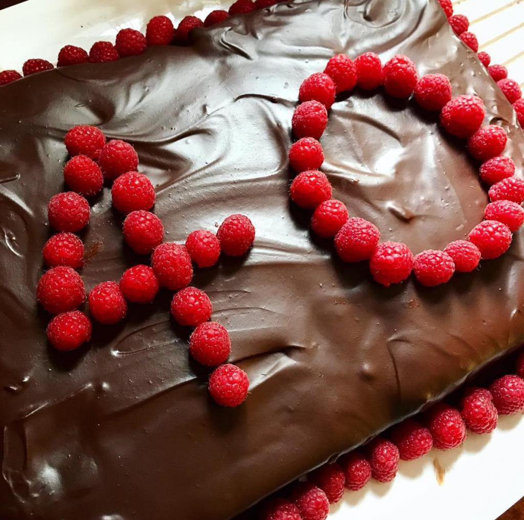 Admirable Easy Gluten Free Birthday Cake Recipe Gluten Free Birthday Personalised Birthday Cards Xaembasilily Jamesorg