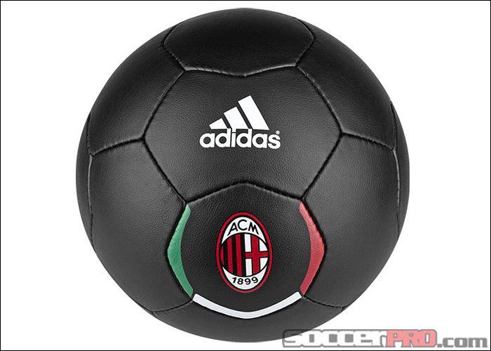 adidas AC Milan Soccer Ball - Black... 22.49  d30bb78215684