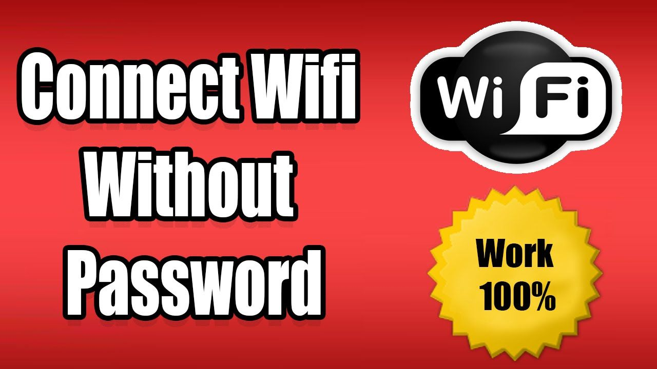 How To Connect Wifi Without Password With TP-Link | How To