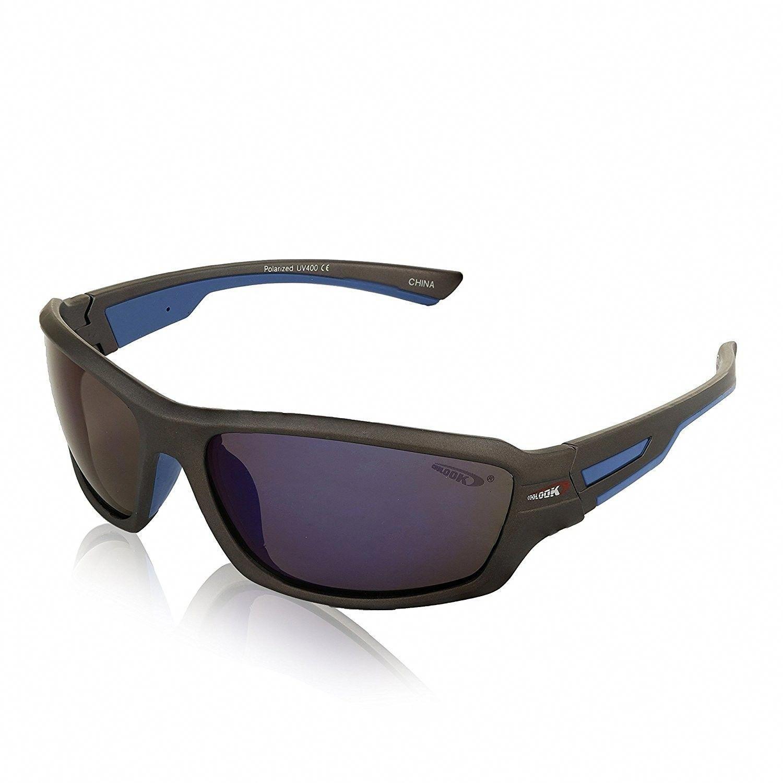 Polarized Sports Sunglasses For Men Women Baseball Cycling