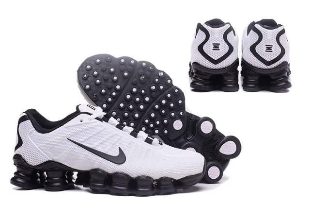 sale retailer a8aee dedcb Cheap Nike Shox TLX KPU Men #white #black #gray Only Price ...
