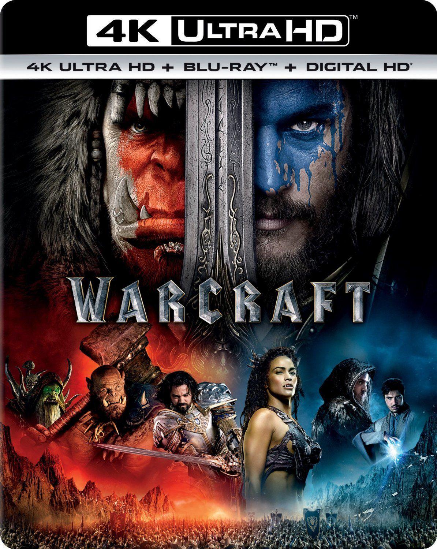 Warcraft 4k 2016 Ultra Hd Blu Ray Warcraft Movie Travis Fimmel Warcraft