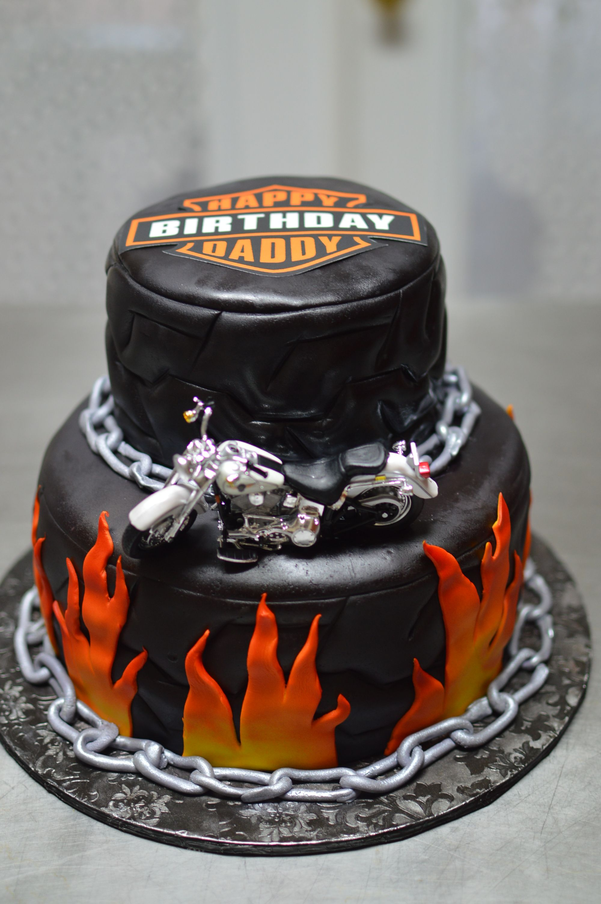 Birthday Cake Boobs Cake