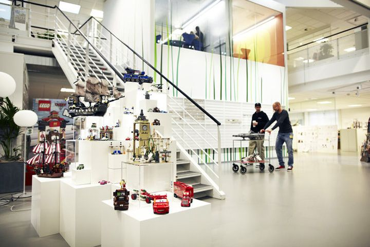 LEGO PMD Office By Rosan Bosch Studio Billund 02 LEGO PMD Office By Rosan  Bosch Studio Design