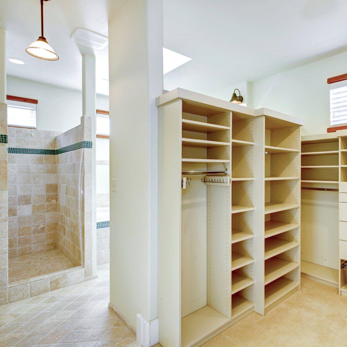 12 walkin closets to die for  custom closet shelving