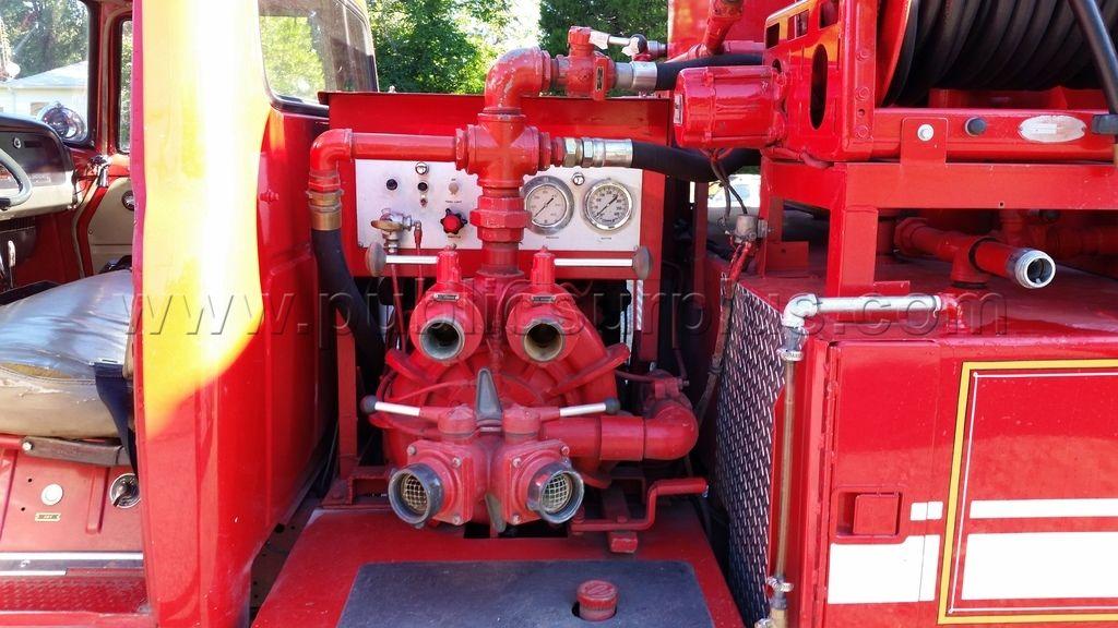 Public Surplus Auction 1545141 Fire trucks, Fire