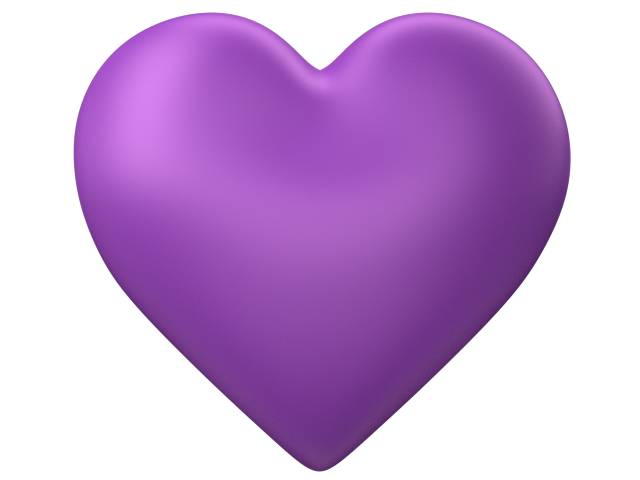 3d-Purple-Love-Heart-Transparent-Background.png?1358933078 ...