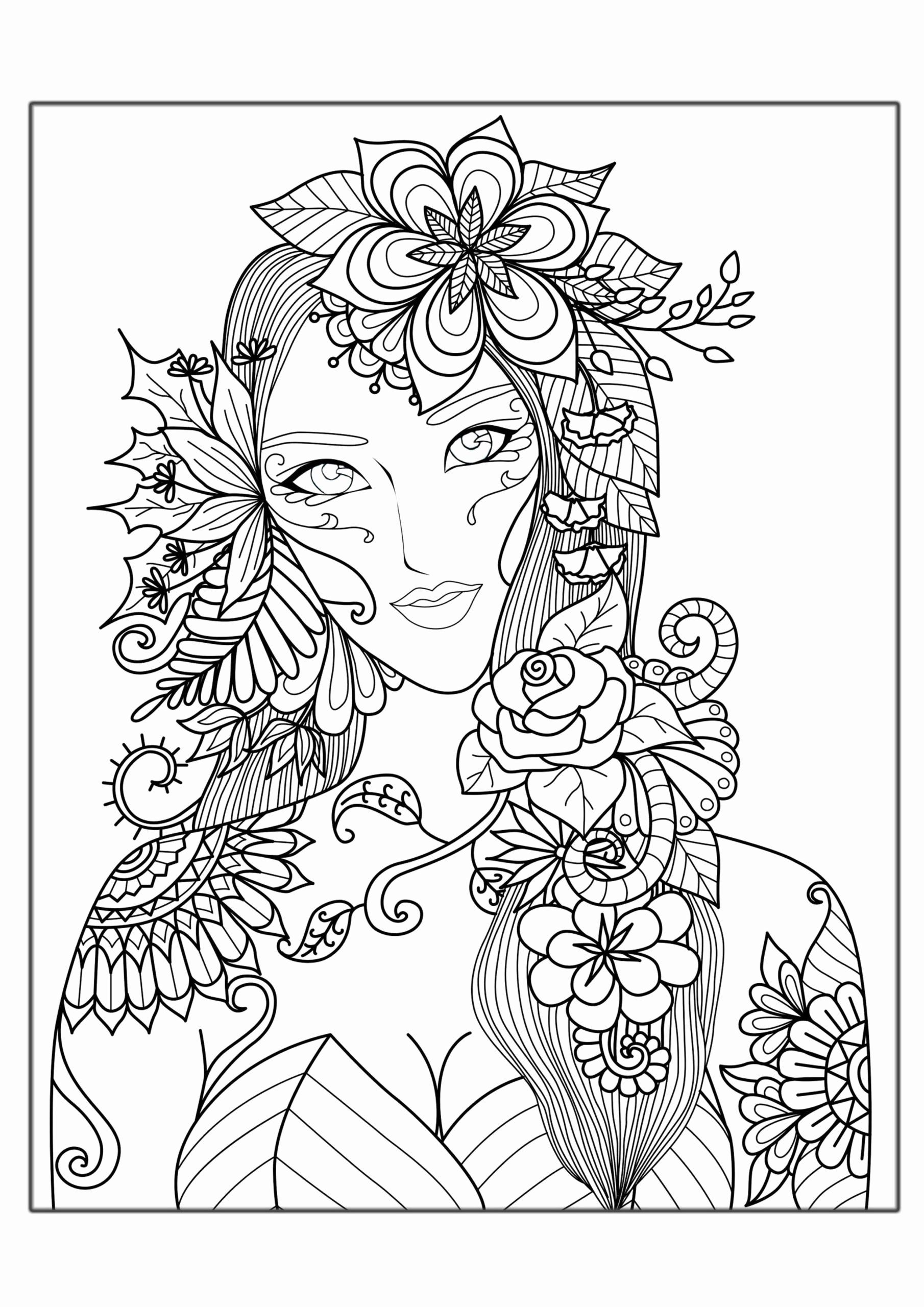 Free Coloring Papers Printables Fresh Coloring Pages Hard Coloring For Adults Best Kids Fre Detailed Coloring Pages Fall Coloring Pages Abstract Coloring Pages