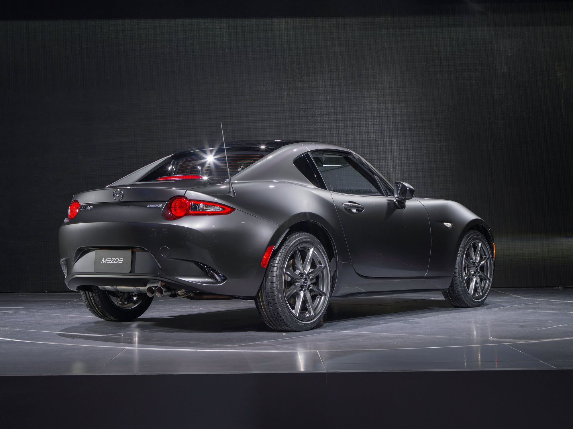 Mazda MX 5 RF Launch Edition Priced From $33 850