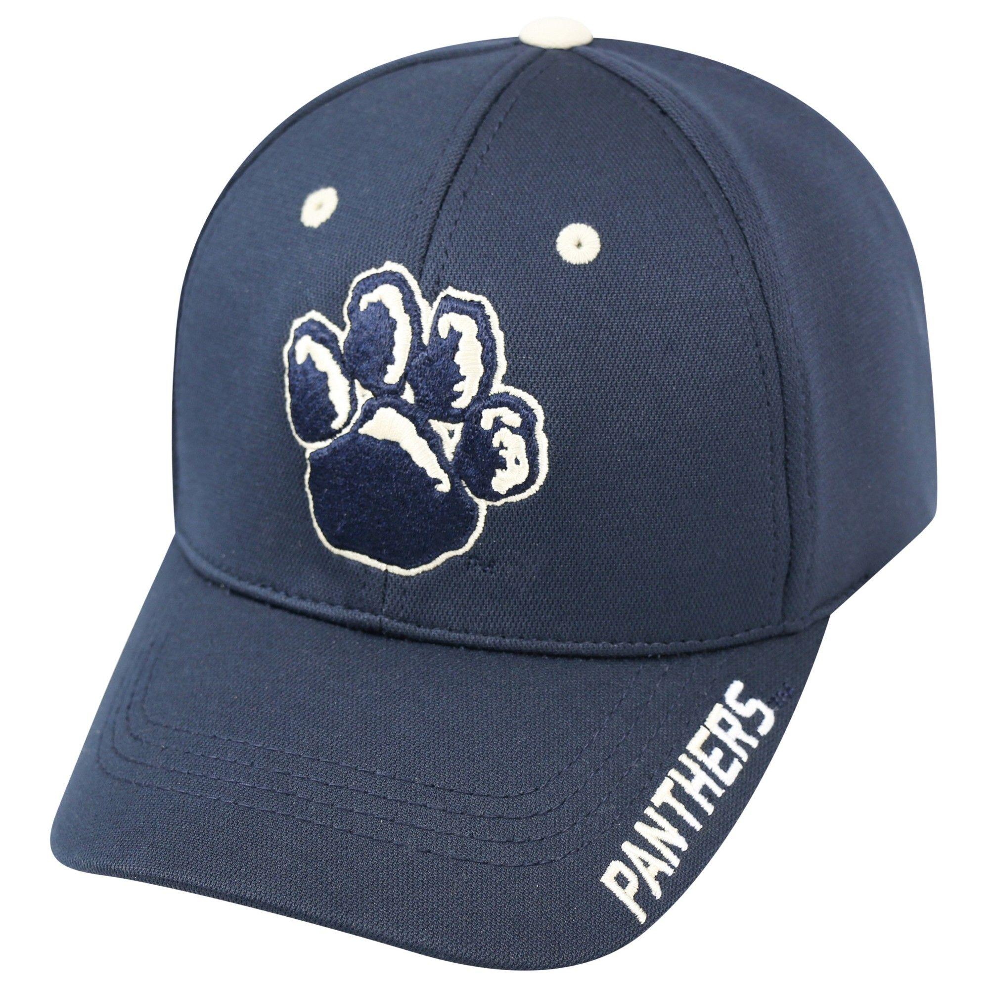 NCAA Baseball Hats Pitt Panthers 0ec8d84f3bd