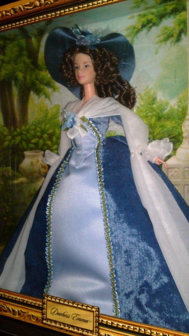 Home | Barbie Collector Duchess Emma