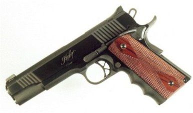 Amazon.com: Pearce Grips Gun Fits Government Model 1911 Rubber Finger Groove Insert: Sports & Outdoors $10