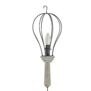 Lampe Baladeuse En Manguier Et Metal Werk Jardin D Ulysse Lampe Baladeuse Manguier Lampe