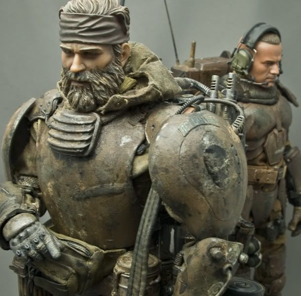Apocalyptic Soldier Pics: {{SCIFI}} The Battle Of Istambay Mountain Marine