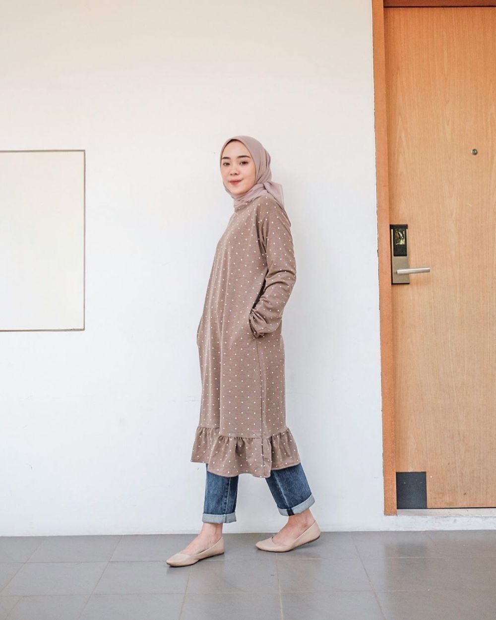10 Style Modis Hijab buat Hangout, Tampil Sederhana tapi Stylish