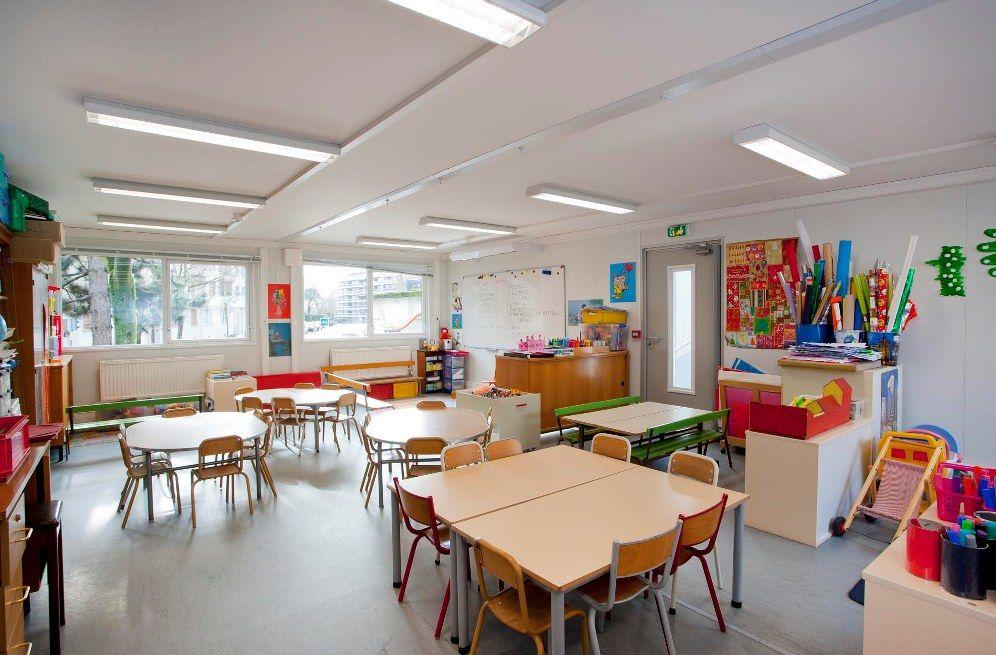 Salle de classe en maternelle recherche google cole pinterest recher - Amenagement classe maternelle ...
