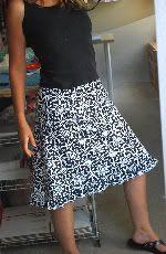 skirt tutorial 1