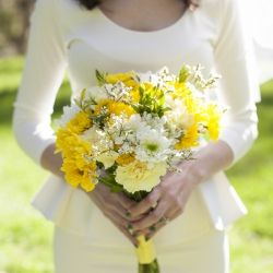 An intimate and sweet Berkeley, California wedding!
