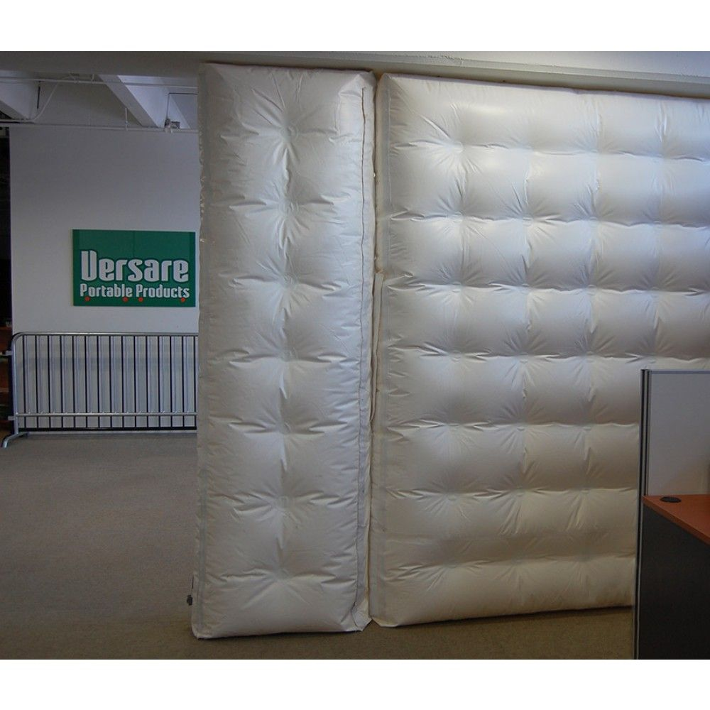 Apartments: AeroWall Inflatable Wall System For Room Partitions Ideas  Bedroom