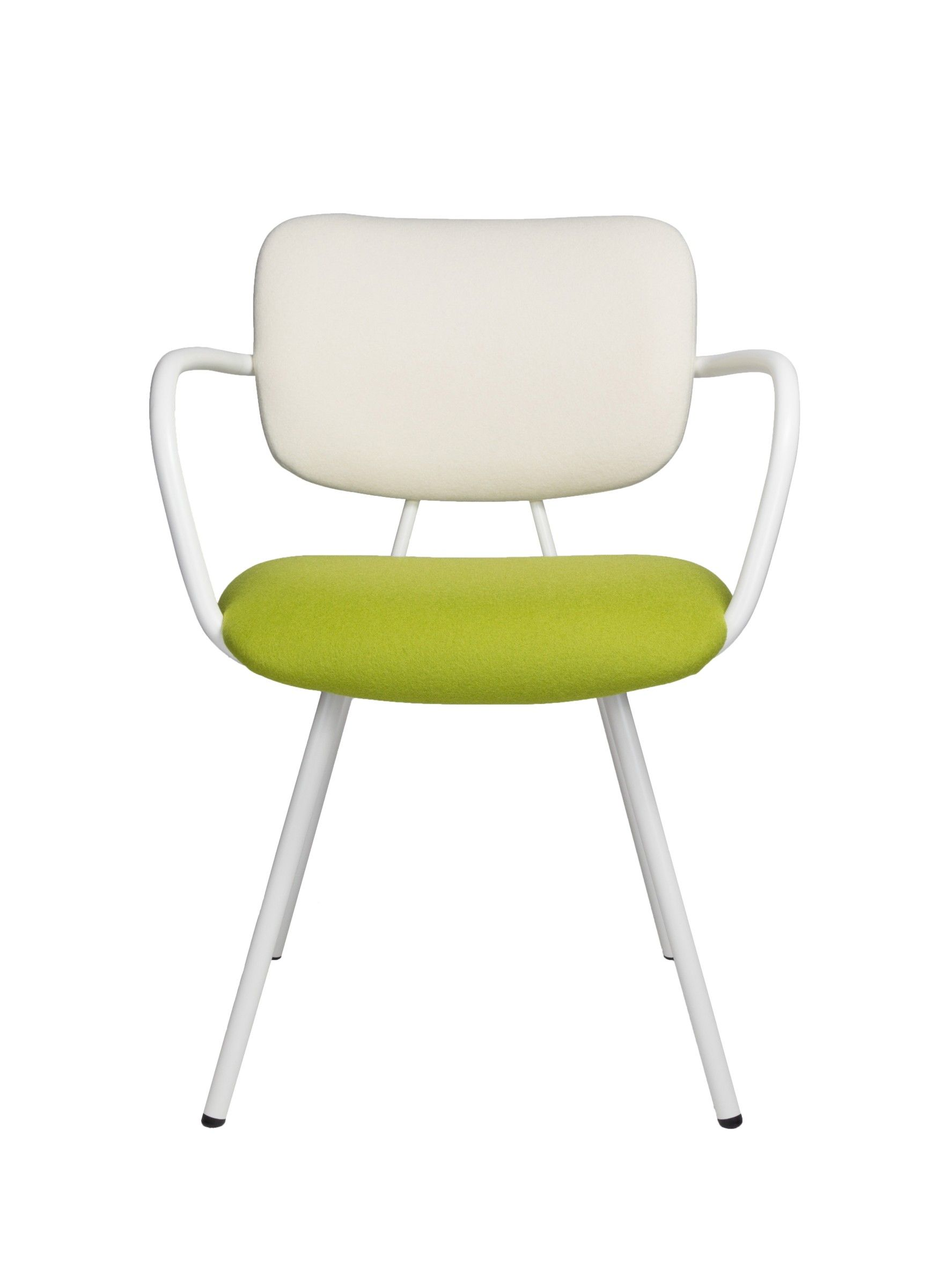 For Exsta We Designed The S085, A Chair With A Friendly