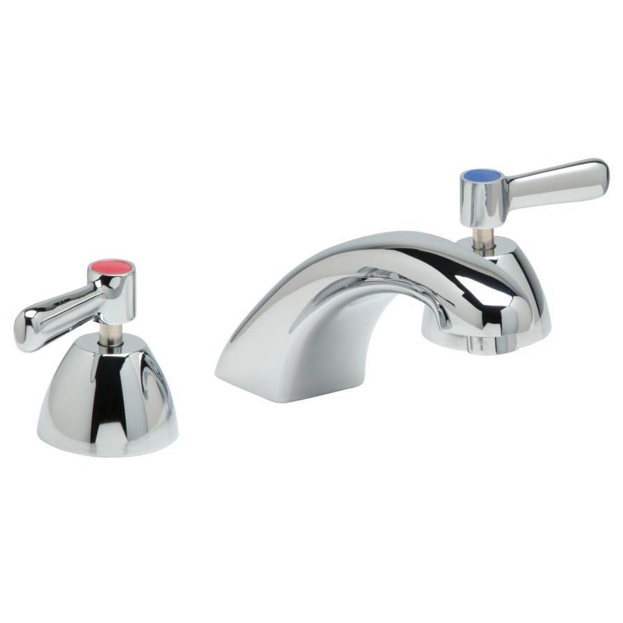 Zurn Aquaspec Chrome 2 Handle Widespread Bathroom Sink Faucet Lowes Com Low Arc Bathroom Faucet Sink Faucets Bathroom Sink Faucets [ 900 x 900 Pixel ]
